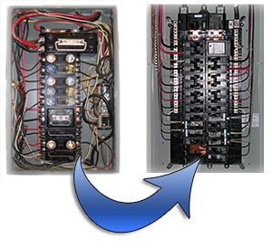 Electrical Panel Service Upgrades in Elmwood Park, NJ