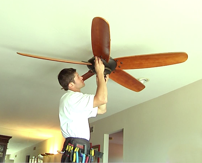 Ceiling fan installation orr electrical aloadofball Choice Image